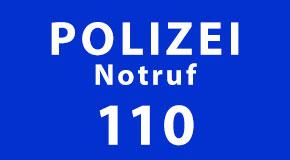 Notruf Polizei